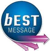 bEST Message-logo